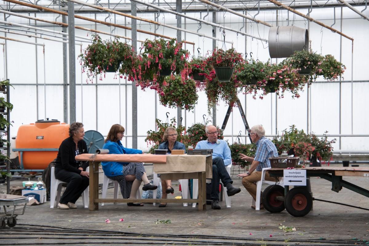 Vriendendag 2018-17 Wedstrijdplanten