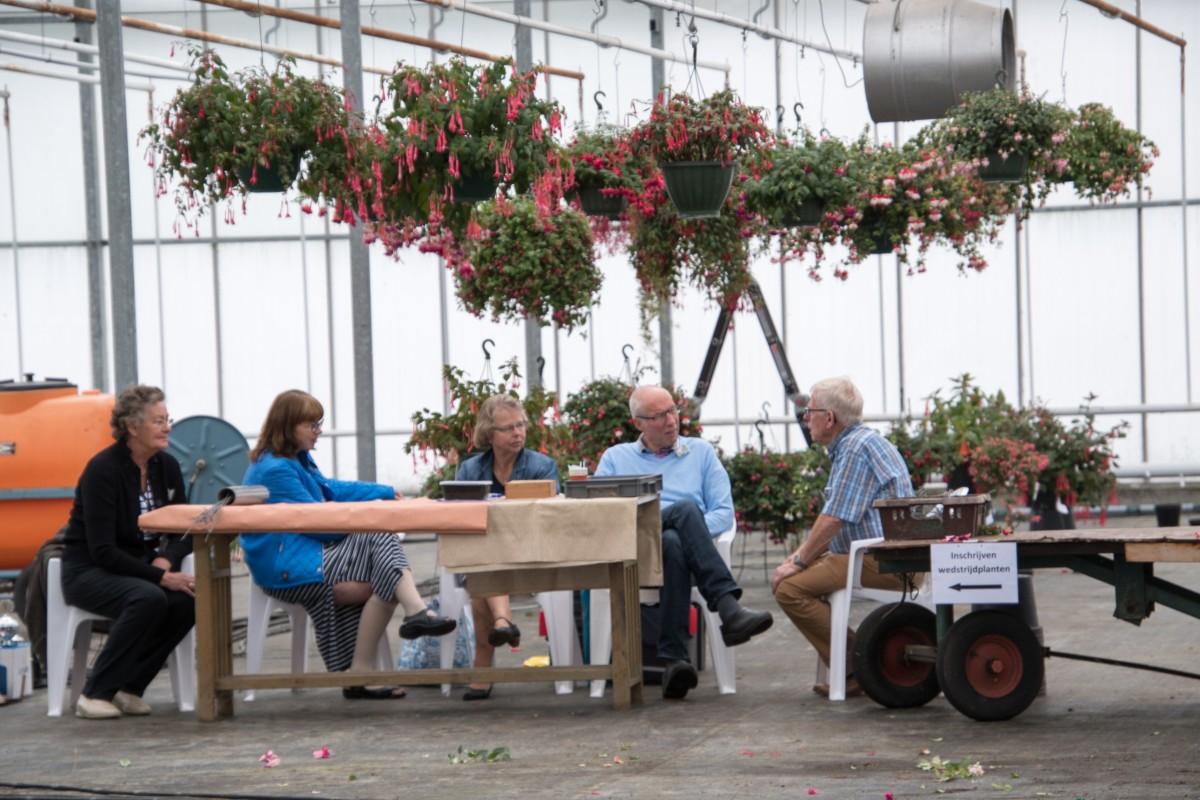 Vriendendag 2018-18 Wedstrijdplanten